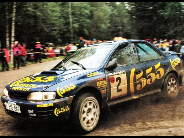 1000 Lakes Rally 1993 Finland (Suomenkielinen selostus)