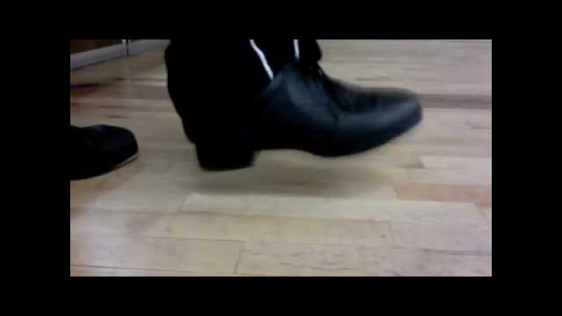 Basic Tap Steps (shuffle flap-heel)