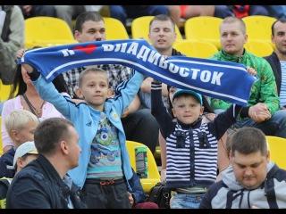 Луч-Энергия - Мордовия (ФОНБЕТ-Первенство России по футболу 2016-2017)