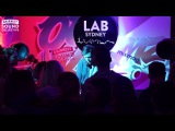 ISAAC TICHAUER deep house in The Lab SYD