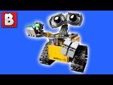 Lego Ideas Wall-E Set 21303 | Unboxing Building Time Lapse Review