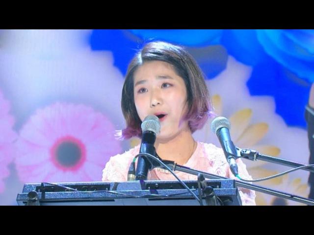 An Ye Eun, dreamlike written song 'If Spring Is Coming' 안예은 - 봄이 온다면 《KPOP STAR 5》K팝스타5 EP19