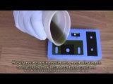 Литьё пластиковых деталей с резьбовыми отверстиями под болты и саморезы.