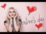 Прическа на день Святого Валентина! St. Valentine's day! | Kseniya Berry