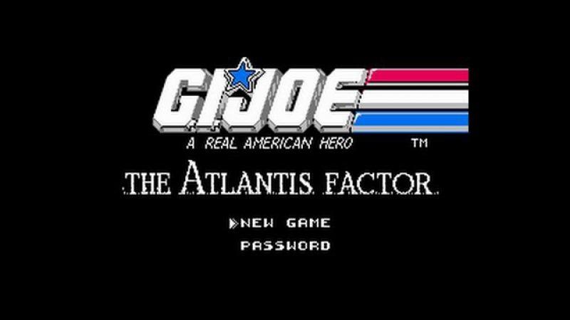 G.I. Joe NES Gameplay Longplay Бросок кобры - Полное прохождение
