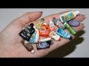 Бытовая химия Миниатюра household chemicals Miniature