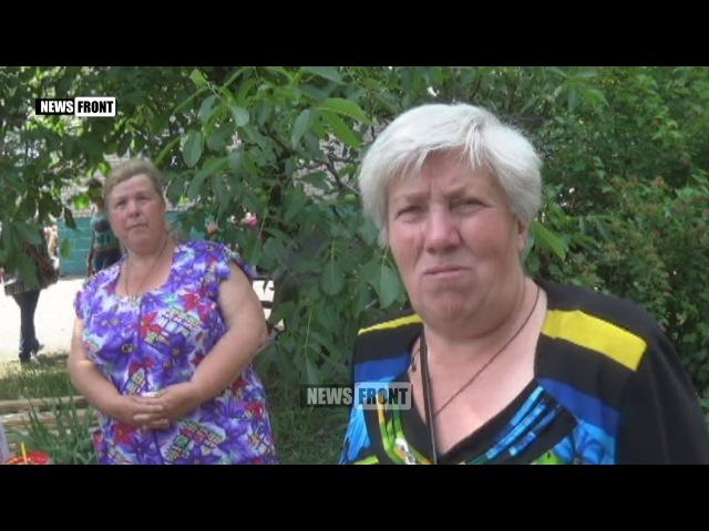 Жительница Зайцево Назад на Украину к майданутым возврата нет!