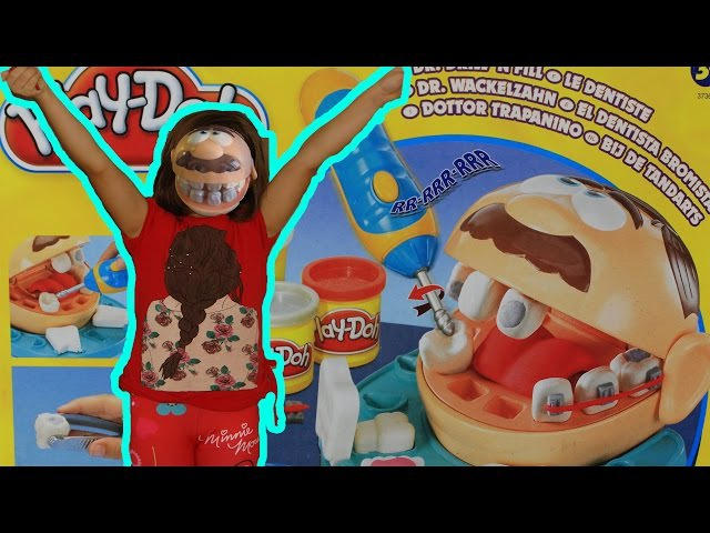 Diş Doktoru Oyuncak Seti | Doctor Drill N Fill Game Toys