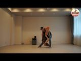 Bachata lifts and tricks  Roman Demidov & Anna Taran #SLFdance SalsaFlash.dp.ua SALSAMAYOVKA 2016