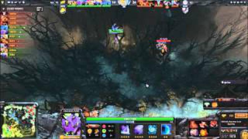 Mirana Pro Skill (IG ChuaN vs NaVi XBOCT) TI 2014