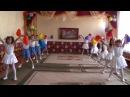 заводная ритмческая постановка султанчиками в детском салу