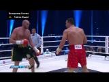 Тайсон Фьюри против В.Кличко.(лучшие моменты)