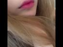 같은컬러 립스틱이 매트해서 오늘은 립스틱 대신 립벨벳💕 #갓스킨 #포무드 #립벨벳 #핏어팻 #메이크업 #발색샷 #립틴트 #틴트  #틴트추천 #립밤 #cosmetics #beauty #makeup #lip