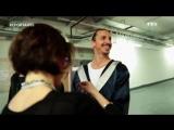 Zlatan Ibrahimovic fait le show au concert des Enfoirés !