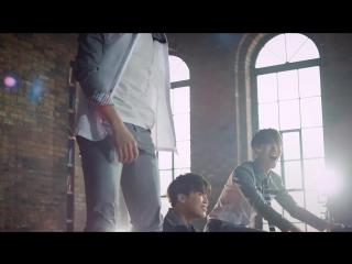 [ENG SUB] BTS X GFRIEND Family song MV smart school uniform