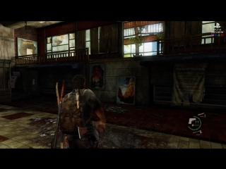 Обзор Игры The Last of Us Remastered (Одни из нас) НА PS 4