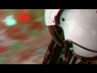 HD 3D Anaglyph Video (Please Use Red Cyan 3D Glass (3д анаглиф)