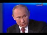 В. Путин о хиджабе среди мусульман
