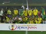 FIFA World Cup 2002 - Final - Brazil vs Germany Бразилия - Германия 2002 Финал Награждение