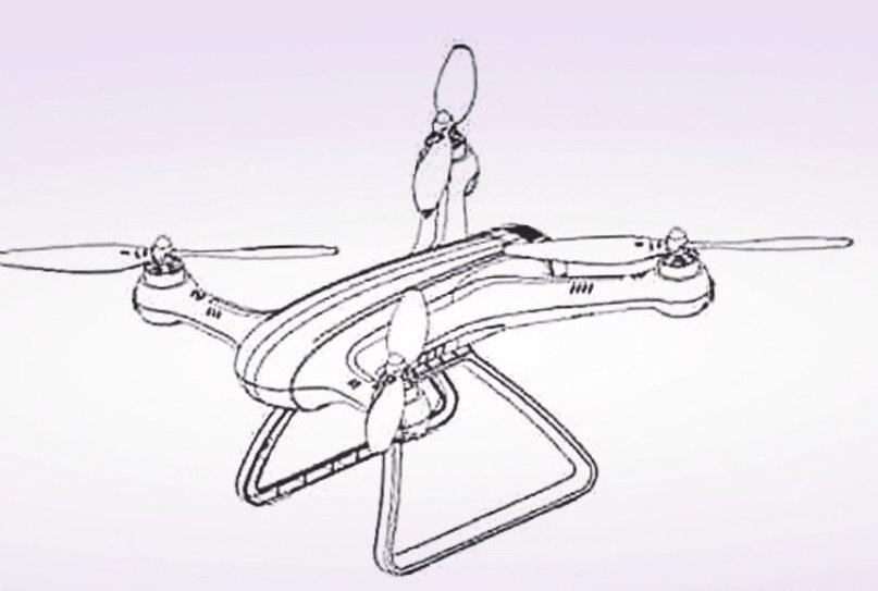 Первый дрон от Xiaomi Mi Drone