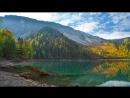 Абхазия Страна души - Озеро Рица, озеро Мзы, горы, долины, реки, водопады, красивые пейзажи.