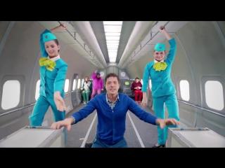 Клип OK Go с российскими гимнастками в невесомости