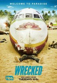Крушение / Wrecked (Сериал 2016)