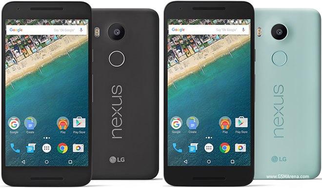 LG отказалась от Nexus в 2016 году