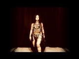 Diana Bastet Metal Belly Dance. Sepultura Territory