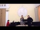 Tu, qui Santuzza,1 Popova Irina, Polpudin Oleg. Petrova Valeria-piano