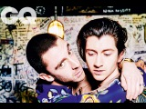 The Last Shadow Puppets video for British GQ