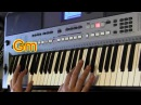 Touch by Touch на синтезаторе Yamaha PSR E443