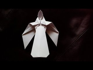Ангел оригами, Angel origami