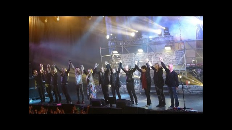 Avantasia, Live @ Ray Just Arena, Moscow, 06.04.2016 (Full Show)