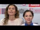 Фильм о Евгении Медведевой и Этери Тутберидзе 1 1 МАТЧ ТВ