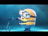 Миньоны из мультика  Гадкий Я   Три новых мультфильма с Миньонами на новом DVD   Трейлер