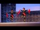 Ансамбль «ДРУЖБА» выступает в ТЮЗе г. Астрахань