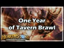 Hearthstone One Year of Tavern Brawl