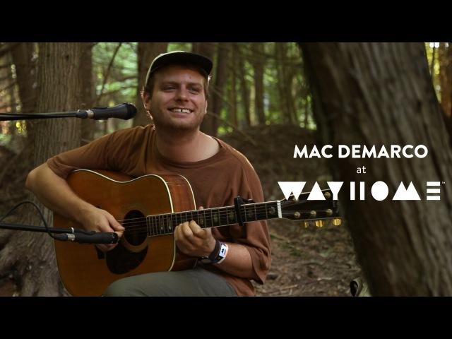 Mac DeMarco - Without Me (Wayhome 2016)