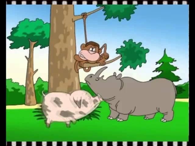 Повчальні мультфільми Азбука для діток №1