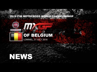 Fiat Professional MXGP of Belgium Race Highlights 2016