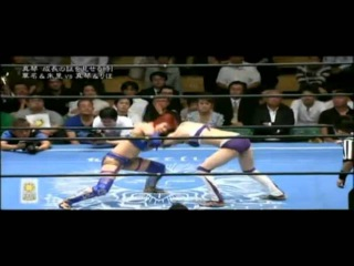 Kana & Syuri vs. Riho & Makoto (WNC Starting Over, )