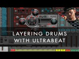 Layering Drums in Logic's Ultrabeat -- 'Secret Knowledge' w Matt Shadetek Pt 3