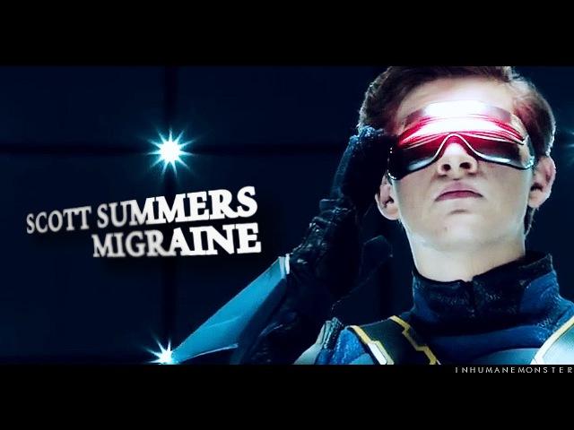 Scott summers migraine xma