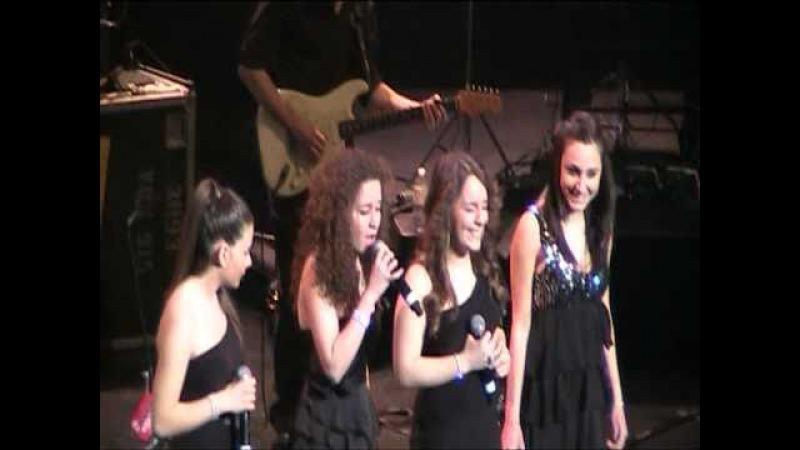 The greatest love of all Giuliana Danzè-Grazia Buffa-Simona Collura-Veronica Liberati