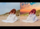 How to Replace The Sky Color Effects Photoshop CC Tutorial