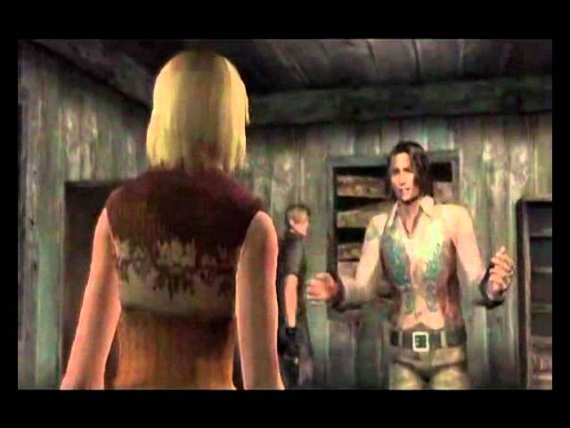 Resident Evil 4 vs Comedy Club