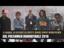 Lil Uzi Vert, Lil Yachty, Kodak Black, 21 Savage Denzel Curry's 2016 XXL Freshmen Interview
