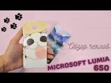 Печать картинки на чехле для Microsoft Lumia 650 | Обзор чехлов