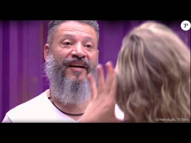 'BBB16' Ana Paula briga com Laércio e torce por Paredão 'Pedófilo nojento'